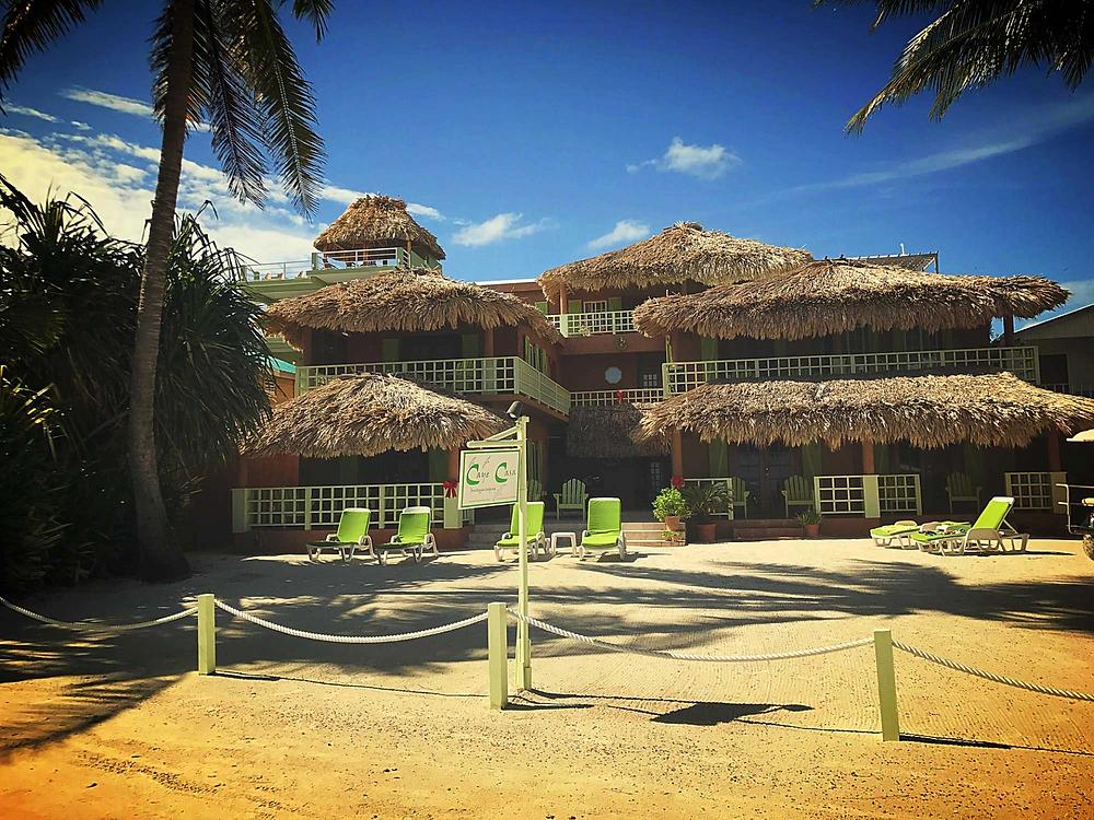 Caye Casa in San Pedro, on Ambergris Caye