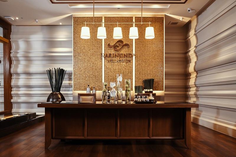 RarinJinda Spa Reception