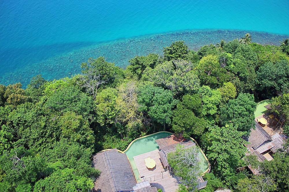 Soneva Kiri Cliff Pool Villa
