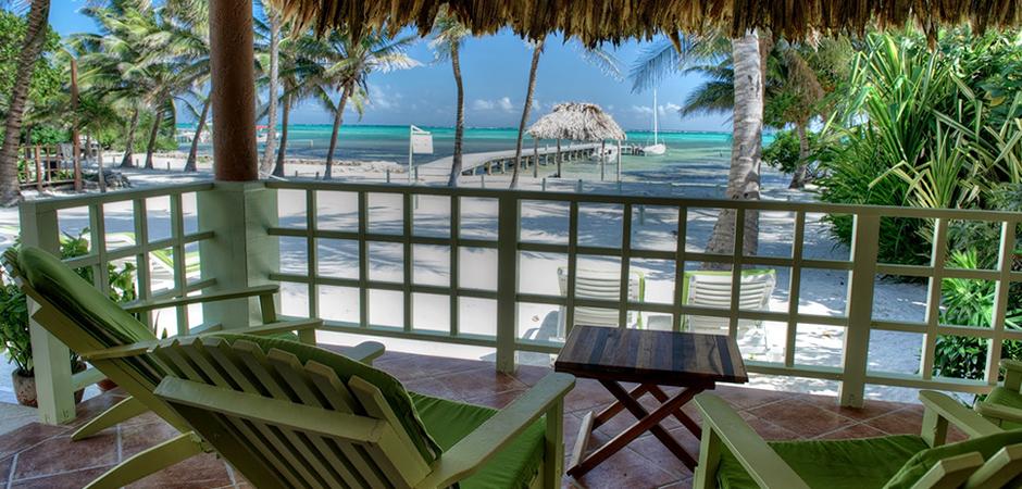 Caye Casa luxury hotel, San Pedro, Belize