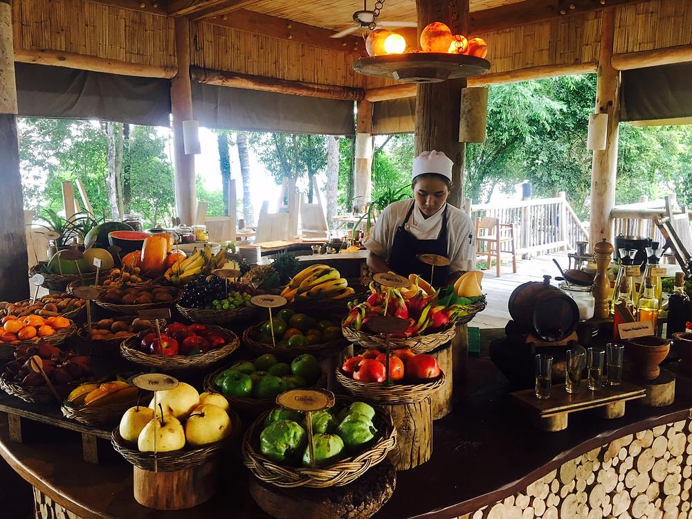 Soneva Kiri Gourmet Breakfast Buffet
