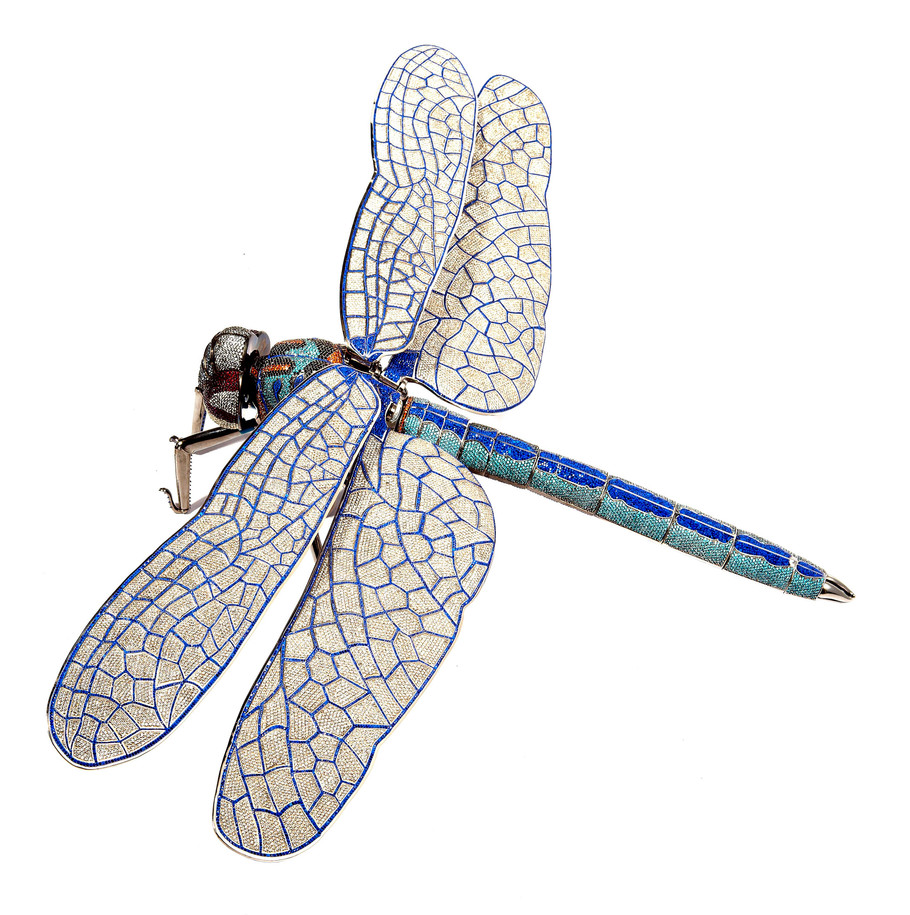 Matthew Campbell Laurenza: Dragonfly