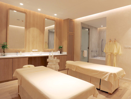 New Luxury Spa for a New Bangkok Mall