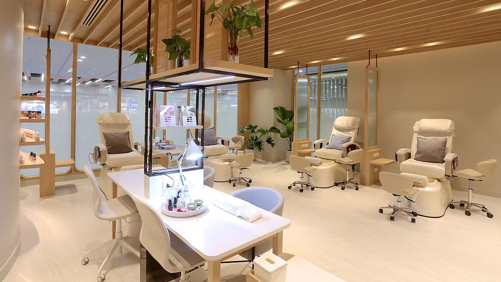 Namm Spa Bangkok nail bar nail spa manicure pedicure