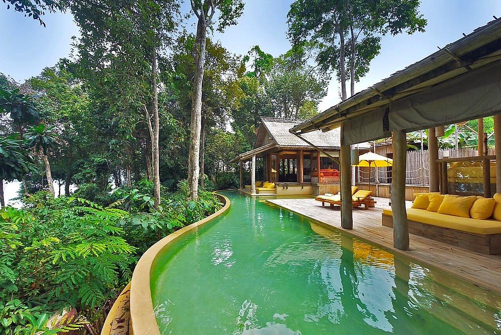 Soneva Kiri Cliff Pool Villa Suite