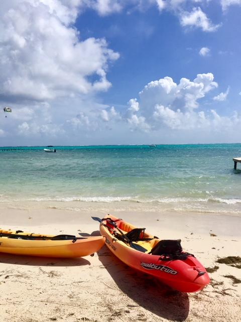 Kayaking adventures in Belize
