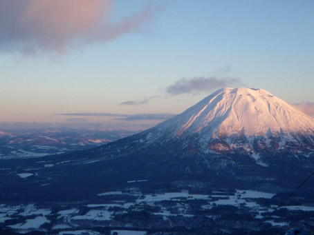 Satiety with Snow in Niseko