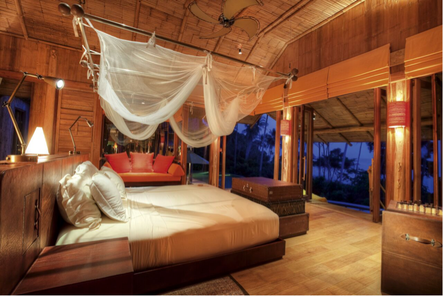 One Bedroom Villa - courtesy of Soneva Kiri