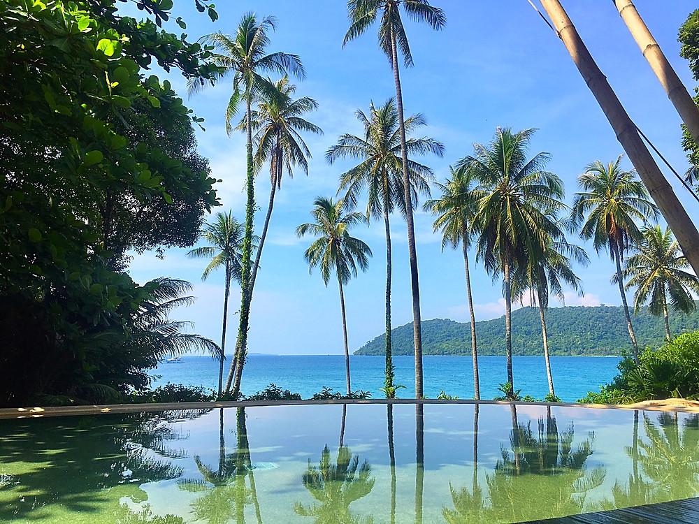 Resort Main Pool View