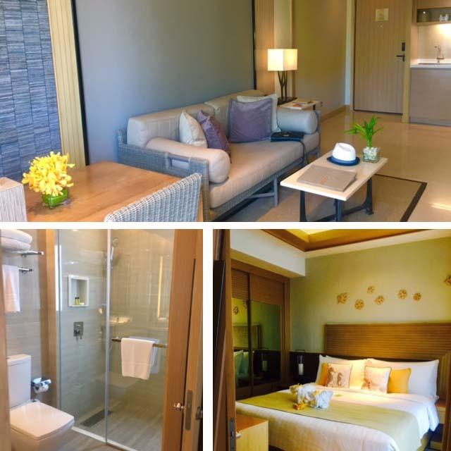 One-bedroom suite at Amari Phuket Ocean Wing