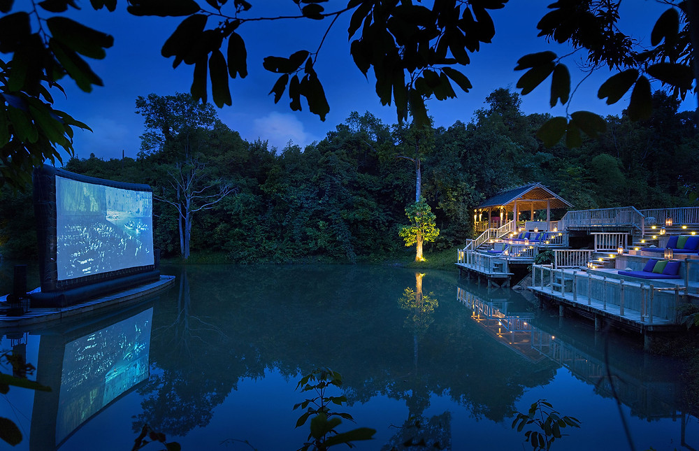 Open-Air Cinema Paradiso (Paul Raeside)