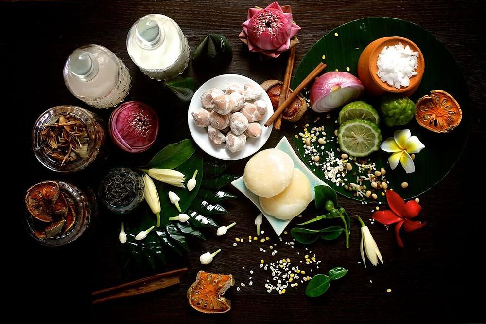 Traditional Thai Herbs & Medicinal Ingredients