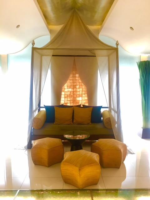 Devarana Spa lounge