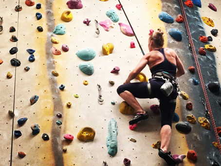 Why Go Indoor Climbing & Bouldering?