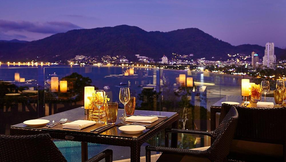 The Clubhouse restaurant at Amari Phuket Ocean Wing - courtesy of amari.com