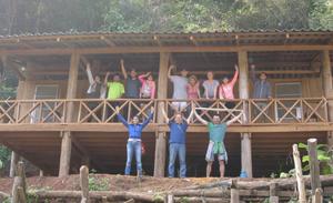Thailand-loving Kharma Foundation volunteers
