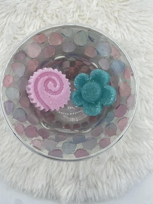 Bomb - Little Hottie Wax Melt Geurmix - Powder Rose