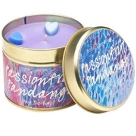 Bomb - Tinned Candle - Passionfruit Fandango