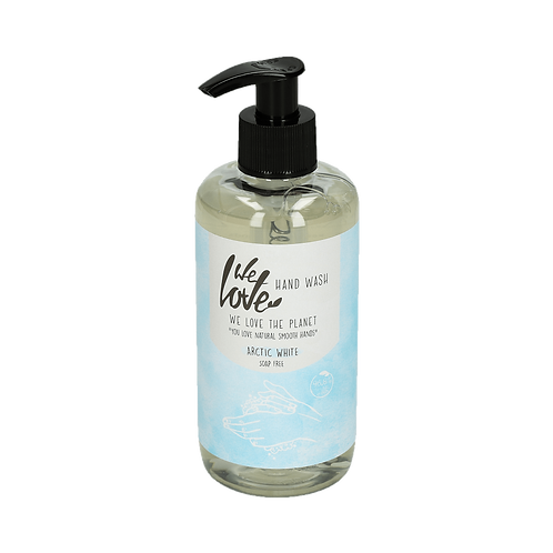 We Love The Planet Hand Wash Arctic White