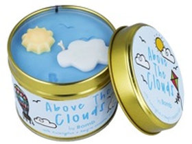 Bomb - Tinned Candle - Above The Clouds
