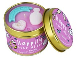Bomb - Tinned Candle - Happily Ever After