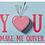 Thumbnail: Bomb - Blaster Card - You Make Me Quiver
