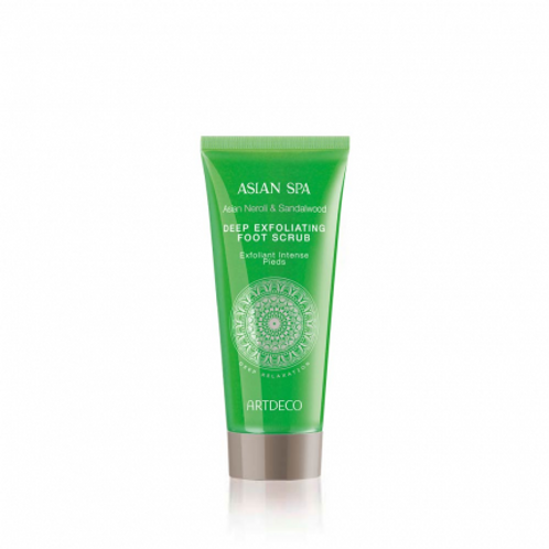 Asian Spa Deep Relaxation Deep Exfoliating Foot Scrub