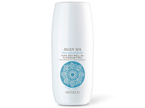 Asian Spa Skin Purity Pure Deo Roll On - aluminium free