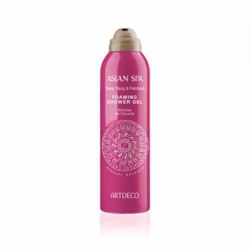 Asian Spa Sensual Balance Foaming Shower Gel