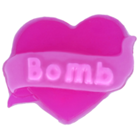 Bomb - Hearts Desire - Soap Shapes