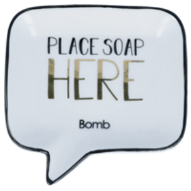 Bomb - Soap Dish - Place Soap Here