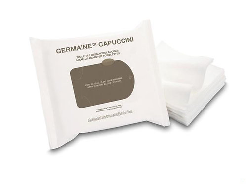 Germaine de Capuccini Make-Up Remover Doekjes