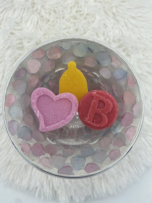 Bomb - Little Hottie Wax Melt Geurmix - StrawberryJelly and Custard