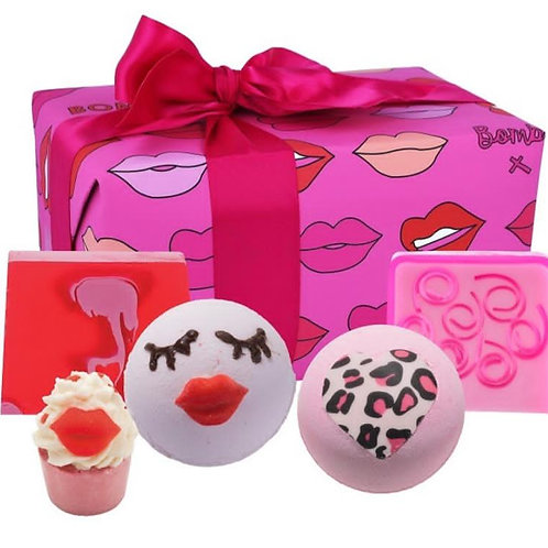 Bomb - Gift Pack - Pink Lips