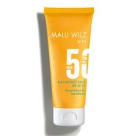 Malu Wilz Sun Protect Face Spf 50 50ml