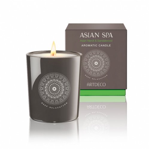 Aromatic Candle Deep Relaxation