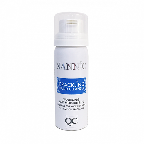 Nannic QC Crackling Gel Adults 50ml