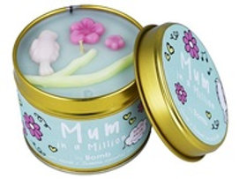 Bomb - Tinned Candle - Mum In A Million