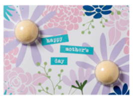 Bomb - Blaster Card - Happy Mother Day