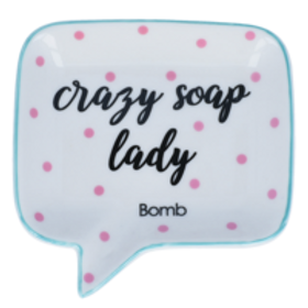 Bomb - Soap Dish - Crazy Soap Lady
