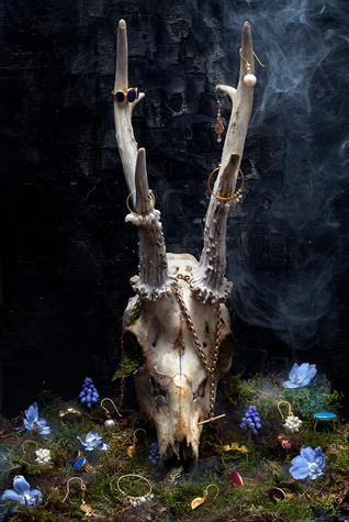 Skull, Jewellery Test