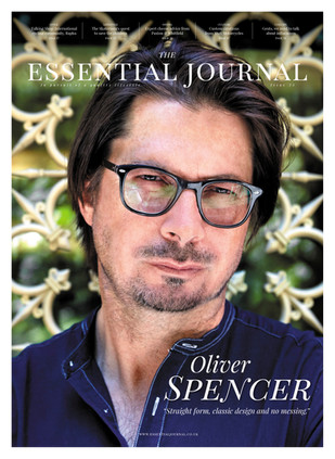 Essential Journal with Oliver Spencer