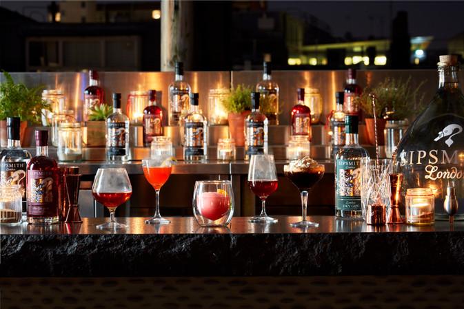Firmdale Hotel_Ham Yard_Sip Smith Hot Gin Roof