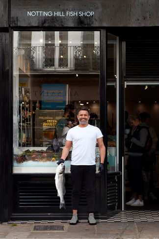 Notting Hill Fish Shop