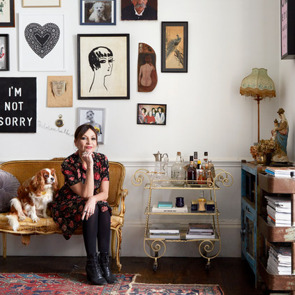 Soho Home with Pearl Lowe