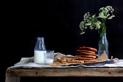Milk + Cookies