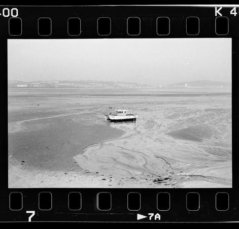 Wales, B&W 35mm Film