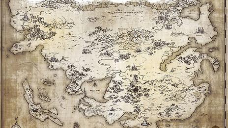 Toverus - The World of Critical Core