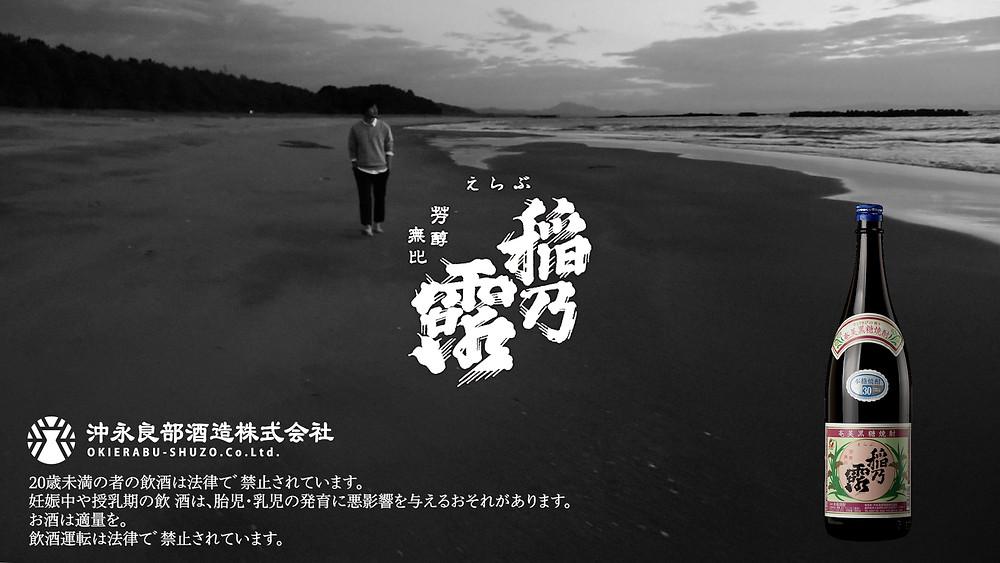 奄美黒糖焼酎「稲乃露」