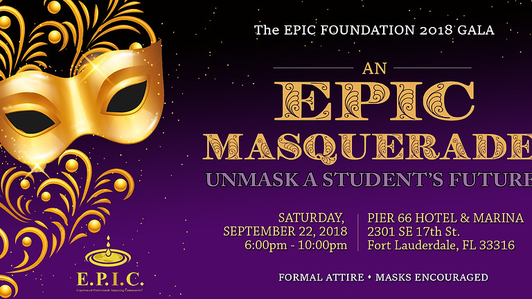 The EPIC Gala 2018